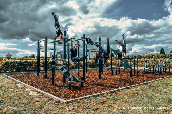 G-sport serie outdoor fitness